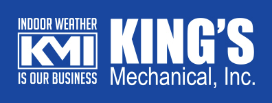 King's Mechanical, Inc. Logo